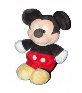 Peluche doudou MICKEY Disney Club Nicotoy Simba Dickie - 28 cm 7860