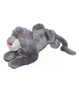 Peluche Panthère BAGHEERA Le livre de la Jungle Disneyland Resort Paris 35 cm