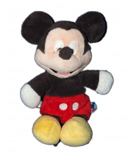 Peluche doudou MICKEY Disney Club Nicotoy Simba Dickie - 22 cm