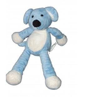 Doudou Peluche Souris bleue Nicotoy Simba 25 cm