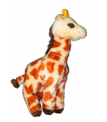 VINTAGE - Doudou peluche Sophie la Girafe H 35 cm