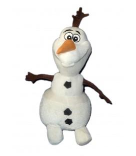 Peluche Olaf Bonhomme de neige La Reine des neiges 30 cm DISNEY Nicotoy