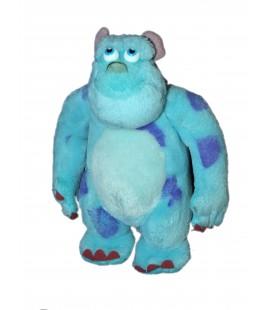 Doudou Peluche Sully - Monstres et Compagnie Monster ET Cie Bleu Disney H 21 cm