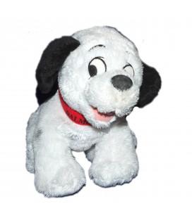 Doudou peluche CHIEN 101 Dalmatiens 30 cm x 20 cm - Disney Nicotoy 587/6697