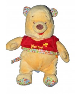 Doudou Peluche musicale Winnie Abeille - Disney Baby - Ne fonctionne plus HS