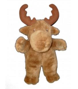 Peluche RENNE Cerf élan IKEA 34 cm ALLEBY Caribou plush