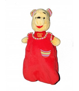 Doudou Peluche Winnie sac de Couchage Disney Nicotoy