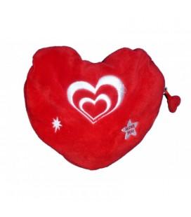Doudou peluche Ours dans Coeur - GIPSY - I love You - NE FONCTIONNE PLUS