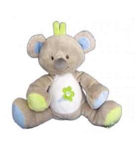 Doudou peluche - KOALA Panda gris - Bébisol Arthur et Lola