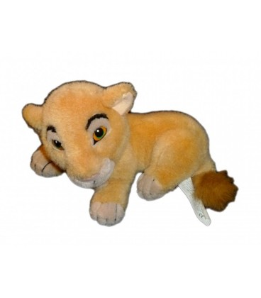 Doudou peluche Nala LE ROI LION Disney Store 22 cm + la queue The lion King