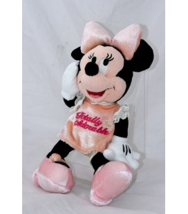 Doudou Peluche MINNIE Totally adorable Disneyland Resort Disney store 26 cm 8450