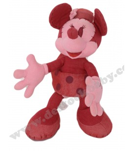 Peluche en tissu - Minnie - Disneyland Paris 38 cm