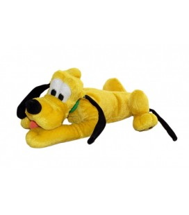 Doudou Peluche PLUTO - Chien de Mickey - Walt Disney Store 40 cm
