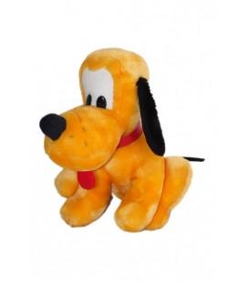 VINTAGE - Doudou Peluche PLUTO - Chien de Mickey - Euro Disney - H25 cm
