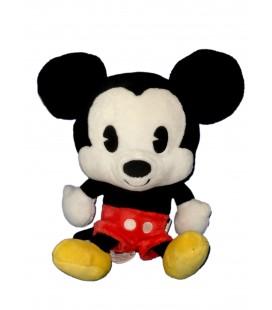 Doudou peluche MICKEY Cuties Disney Gipsy H 25 cm
