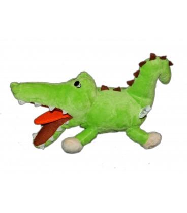 Doudou Peluche Crocodile Laboratoires Boiron - L 30 cm