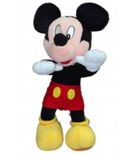 Peluche doudou MICKEY Disney TRUDI Mickey for Kids 38 cm