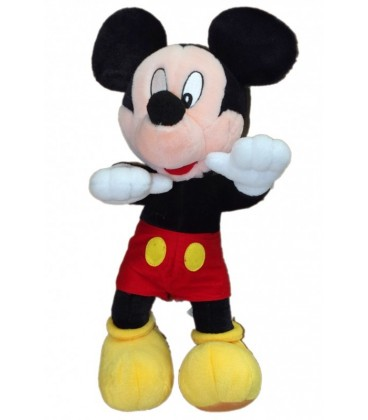 Peluche doudou Mickey Disney TRUDI Mickey for Kids 38 cm
