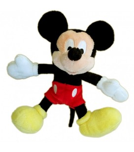 Peluche doudou MICKEY Walt Disney Store London - 22 cm