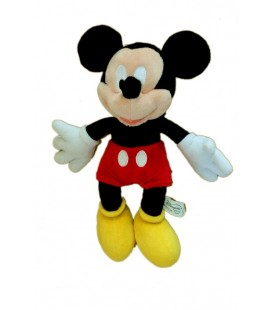 Peluche doudou MICKEY Disneyland Resort Paris - 32 cm