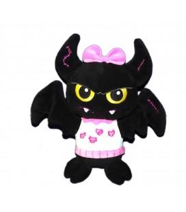 Peluche Chauve Souris noire Monster High Gipsy 24 cm
