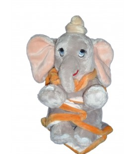 Peluche Doudou Dumbo Disney Nicotoy Couverture 30 cm 587/6844