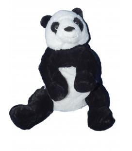 Peluche PANDA blanc noir IKEA KRAMIG Plush 30 cm Sans etiquettes en tissu