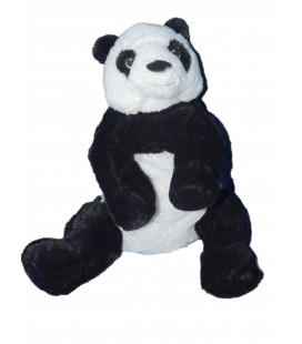 Peluche PANDA blanc noir - IKEA - KRAMIG Plush - 30 cm