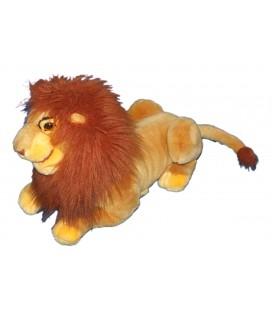 XXL - VINTAGE et Rare ! Peluche Géante Marionnette - Simba LE ROI LION - L 50 cm x 35 cm - Walt Disney Compagnie - Puppet
