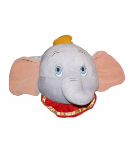 Peluche Coussin DUMBO L'ELEPHANT VOLANT Disney H 30 cm