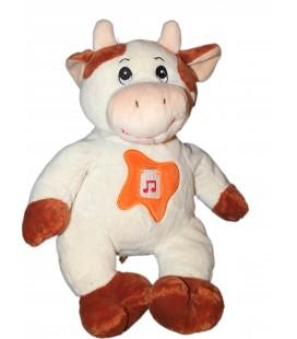Peluche doudou Les Vaches à taches GIPSY 38 cm Musical *Ne fonctionne plus*