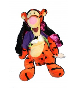 Collector - Peluche Tigrou vampire Halloween Count Tigger H 24 cm Disney Disneyland Resort
