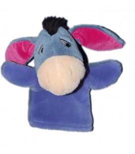 Marionnette doudou peluche BOURRIQUET H 22 cm Disney Nicotoy 587/9200