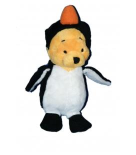 Peluche Doudou WINNIE L'OURSON H 22 cm Pingouin Disney Nicotoy 587/6092