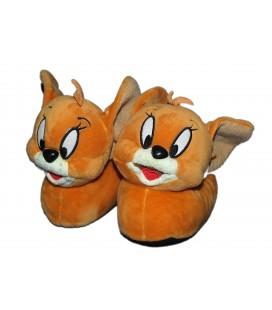 Chaussons pantoufles enfant Tom et Jerry - Taille 26/27 (L 17 cm)