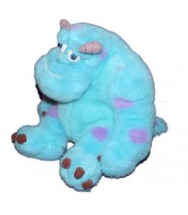 Peluche Sully - Monstres et Compagnie Monster ET Cie Disney Disneyland H 30 cm