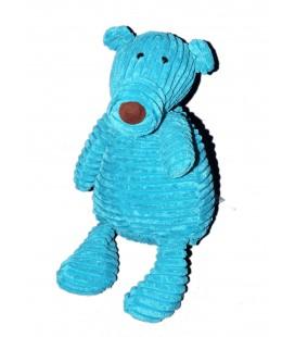 JELLYCAT - Peluche Doudou Ours bleu Turquoise - 30 cm / 40 cm