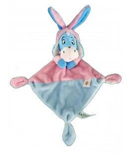 Bleu Rose Feuille Disney Nicotoy 5870528 Plat Bourriquet Capuche Doudou nPX0NZwOk8