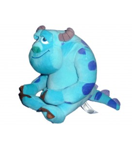 Peluche Sully - Monstres et Compagnie Monster ET Cie Disney Play by Play H 20 cm