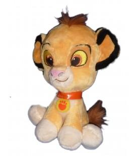 Peluche Doudou Style Pet Shop Simba Le Roi Lion 16 cm Disney Nicotoy 587/3951