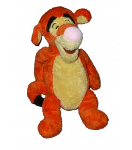 Doudou Peluche Tigrou orange foncé 34 cm Disneyland Resort