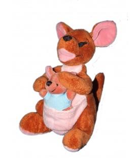Peluche Doudou ROO Petit Gourou Kangourou Winnie 16 cm Kangaroo Disney Store