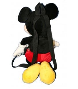 Peluche doudou Sac à dos Mickey Disney Disneyland Paris 50 cm