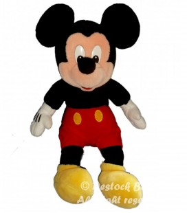 Vintage - Peluche Mickey Disney Disneyland Paris 42 cm