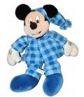 Doudou peluche Range Pyjama MICKEY Bonne nuit 55 cm Disney Disneyland Resort