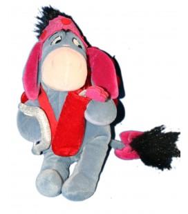 COLLECTOR 2002 - Doudou peluche BOURRIQUET Cupidon Cupid Eeyore Disney Store H 25 cm