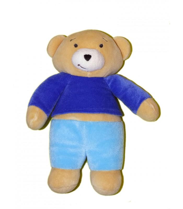 Doudou peluche ours le doudou de tchoupi t 39 choupi ajena - T choupi et doudou ...