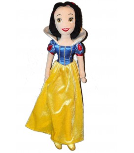 Doudou peluche BLANCHE NEIGE Disney Store 52 cm