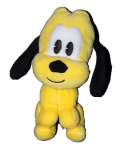 Doudou peluche PLUTO Cuties Disney Gipsy 18 cm