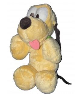 Doudou peluche PLUTO - Disney Club - H 20/26 cm - Floppy